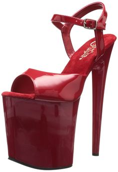 Women's Pleaser Flamingo 809 Ankle Straps Sandals ** Want additional info? Click on the image.