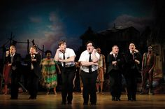 The Book of Mormon #Musical #Theatre