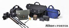 Nikon x Porter