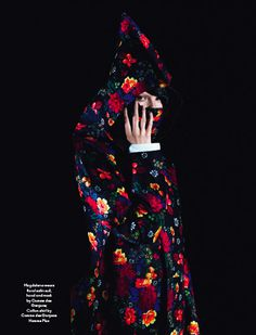 Another Magazine A/W12 Shot by Willy Vanderperre, Styled by Olivier Rizzo (via the absolute PHOTOGRAPHY blog…)
