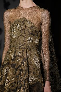 Valentino | Spring 2014 Couture Collection |