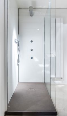 Shower System by Disenia #ideagroup #neutradesign #gessicompany The Private Wellness Segni