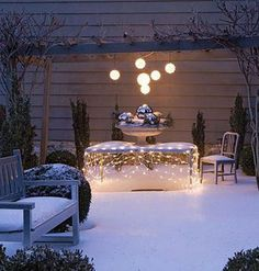 The Porch and Atelier Outdoor Holiday Decorating at Home Infatuation Blog
