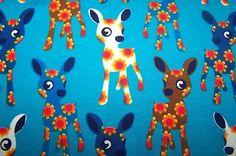 ZNOK Stoff Bambi