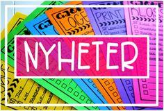 En lærerblogg og nettbutikk for travle og engasjerte lærere!