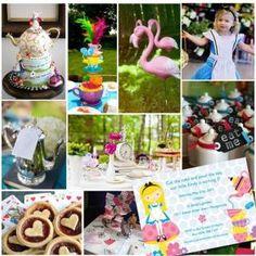 Alice in Wonderland Party | Alice in Wonderland Party Ideas by jill
