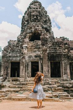 time in Siem Reap, Cambodia History Of Buddhism, Travel Around The World, Around The Worlds, Cambodia Travel, Siem Reap, Angkor Wat, China Travel, Beautiful Places To Visit, Wanderlust Travel