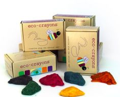Top 3 Eco-Friendly and Organic Crayons: Eco-Crayons