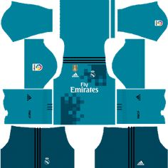 Get the newest Real Madrid UCL Kits Dream League Soccer with url. Real Madrid UCL DLS Kits are very awesome and easy to change kits. You can also get the latest dream league soccer kits of national teams and clubs. Real Madrid Kit 2017, Real Madrid Third Kit, Real Madrid Home Kit, Real Madrid Logo, Logo Real, Soccer Kits, Football Kits, Barcelona Football Kit