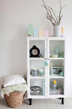 Boho Deco Chic: Vivir con niños en una casa blanca y con colores pastel!