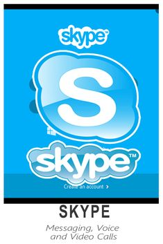 Skype - Connect with clients and colleagues via video and text chat International Calling, Great Apps, Virtual Assistant, Communication, Connect, Messages, Learning, Logos, Free