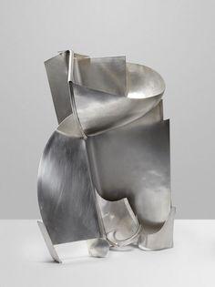 Anthony Caro - Silver piece 28, 1984-85