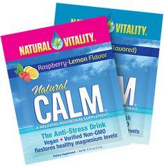 El diario de mi Hogar: Gratis Natural Vitality Magnesium Supplement