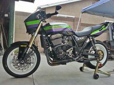 2001 ZRX1200R