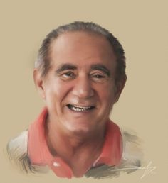 Didi Mocó - é um personagem criado e interpretado pelo humorista Antônio Renato Aragão é um ator, diretor, advogado, cineasta, produtor, comediante, dublador, humorista, escritor, apresentador e cantor, famoso por liderar a série televisiva Os Trapalhões, nas décadas de 1970 e 1980. #serienordestinos by Dêvson Lisboa 2016 Pedidos de pintura: finearte.digital@gmail.com
