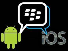 BBM Android ve ios Kullanıcılarına Açıldı - Özgür Usta