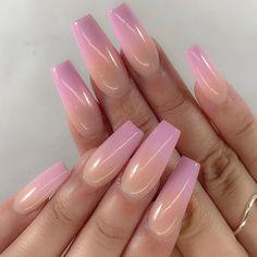 Ombré Nails 1 or 2? @jadetangtheartist @tonysnail #repost @dollhousedubai
