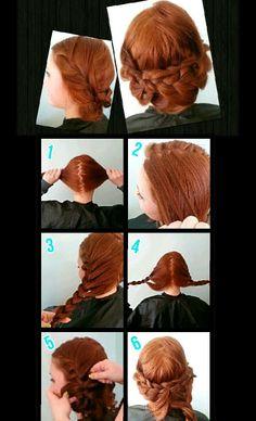Christyn_Hannigan #festivalhair #hairtutorial #coachellahair #sexyahir #howto #DYI #Concerthair