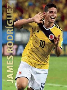 For the past decade, the same remarkable players have been dominating the headlines for soccer, but, finally, they have met their match! Colombias young star James Rodriguez burst onto the scene in th