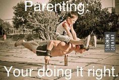 Parenting - the right way!