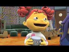 Sid the Science Kid: Enough With The Seashells! - YouTube Video with Strategies for Estimating Amounts #math #estimating