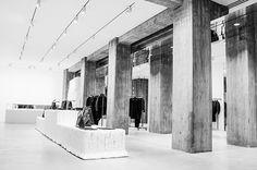 Store Milan Rick Owens