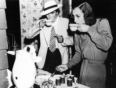 Awesomeness = Dorothy Arzner + Joan Crawford (Dorothy Arzner, director in the 20-40's, a time when there were very few, if any, women directors.)