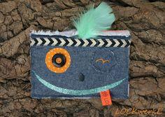 LOCKwerkE: STOFFKARTENTAUSCH Smile Facial Tissue, Coin Purse, Smile, Purses, Wallet, Cards, Handbags, Purse, Bags