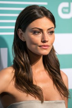 Phoebe Tonkin at CW Network's 2015 Upfront