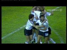 WM 1982- Halbfinale- Deutschland-Frankreich 8:7 n.E.