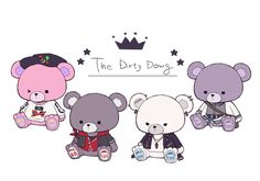 """ゆいたくん on Twitter: """"TDDくまちゃん🧸 ついでにフォロワーさん3000人超えたのでネップリ登録しました〜よかったらどうぞ!!!… """" Rap Battle, I Love Anime, Manga Art, Vocaloid, Chibi, Hello Kitty, Character Design, Bear, Otaku"""