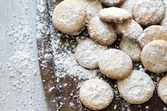 This recipe was brought to The Times in a 1990 article about traditional Christmas cookies, but we think these butter-rich confections are delicious any time of year Sometimes called Mexican wedding cakes (or polvorones or Russian tea cakes or snowballs), their provenance is often debated, but this much is true: they are dead-simple to make and addictive to eat This version is done completely in a food processor, so you can clean-up in minutes, and get to the important business at hand…