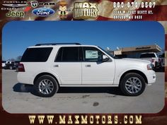 2016 #Ford Expedition Butler, Mo 1FMJU2AT7GEF26339 #MaxMotors #USA