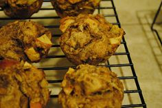 Eat well. Live wisely.: Back from a temporary hiatus + new recipe: Apple Pumpkin Quinoa Muffins