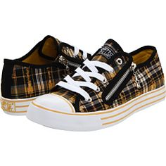 Wanting a cool new pair, collect Converse =)
