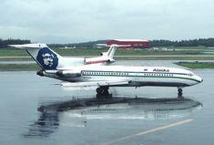 Boeing 727, Alaska Airlines, Aircraft, Usa, Vintage, Dreams, Aviation, Planes, Vintage Comics