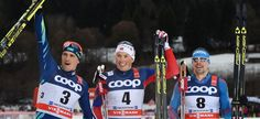 Tour de Ski: Aleksiej Połtoranin wygrał bieg na 15 km techniką klasyczną