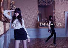Patrizia Pepe Fall Winter 2013 Campaign | FashionMention