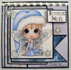 My besties christmas card