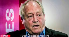 """Patrick Moore Monsanto lobbyist tells interviewer glyphosate, active ingredient in Roundup herbicide, is safe to drink. When offered a glass, he refuses and says """"I'm not stupid"""". Cory Doctorow, Cure For Hemorrhoids, Weed Killer, Video New, C'est Bon, Natural Treatments, New Tricks, Documentaries, Memories"""
