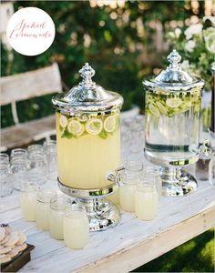 52 Yummy and Creative Signature Wedding Drinks | http://www.deerpearlflowers.com/52-yummy-and-creative-signature-wedding-drinks/
