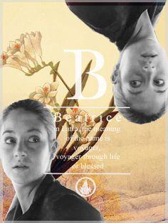 #DivergentSeries #Divergent - Beatrice 'Tris' Prior