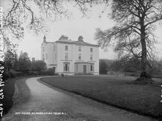 Kilmore House, Cavan, Co. Old Photographs, Country Roads, Mansions, House Styles, Home Decor, Old Photos, Luxury Houses, Interior Design, Home Interior Design
