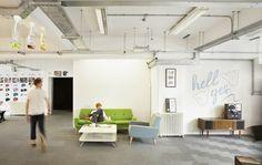 18 Feet & Risings London Offices