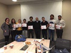 Kadir Has Üniversitesi Yeni Medya Bölümü öğrencileri, MarkeFront'ta Aytaç Mestçi eğitmenliğinde gerçekleşen WordPress Atölyesi'ne katıldılar. #MarkeFront #MarkeSchool