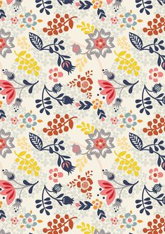 colors, and neutrals. cute pattern