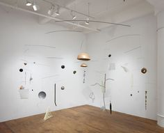 folk art/sculptural collage/MOBILES // hanna sandin