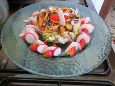 Insalata di cozze e  gamberetti    Gino D'Aquino Hobby, Cobb Salad