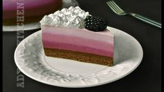 Really nice recipes. Ombre Cake, Vanilla Cake, Really Cool Stuff, Cheesecake, Sweets, Baking, Desserts, Recipes, Food