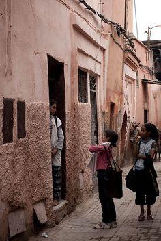 children -    Marrakesh, Morocco        ...